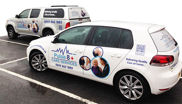 Pulse 8 Care Limited based in Bromsgrove
